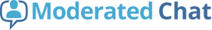 Moderated Chat Logo